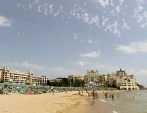 Плаж-море-Слънчев-бряг